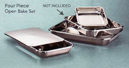 Four Piece Open Bake Set